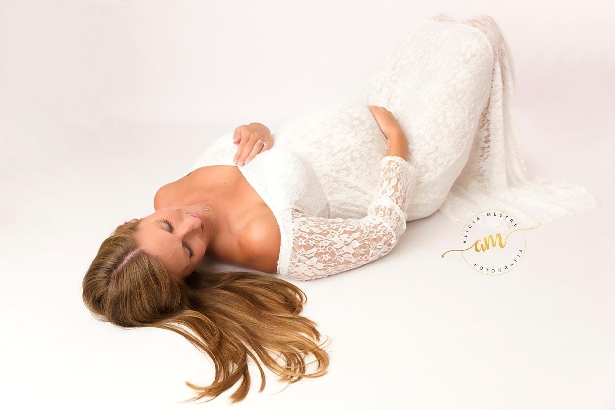 Fotografo De Maternidad En Barcelona