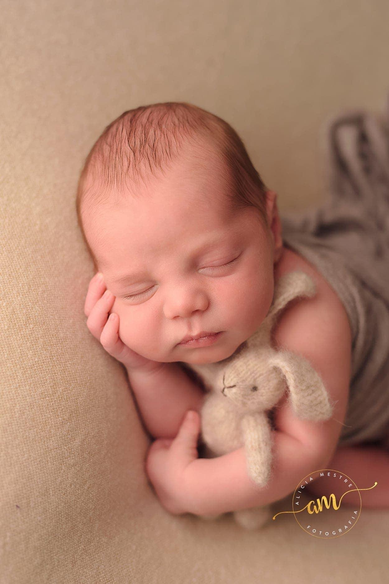 Fotografo Newborn En Barcelona