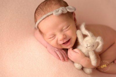 Fotografo Newborn En Sant Cugat Del Valles